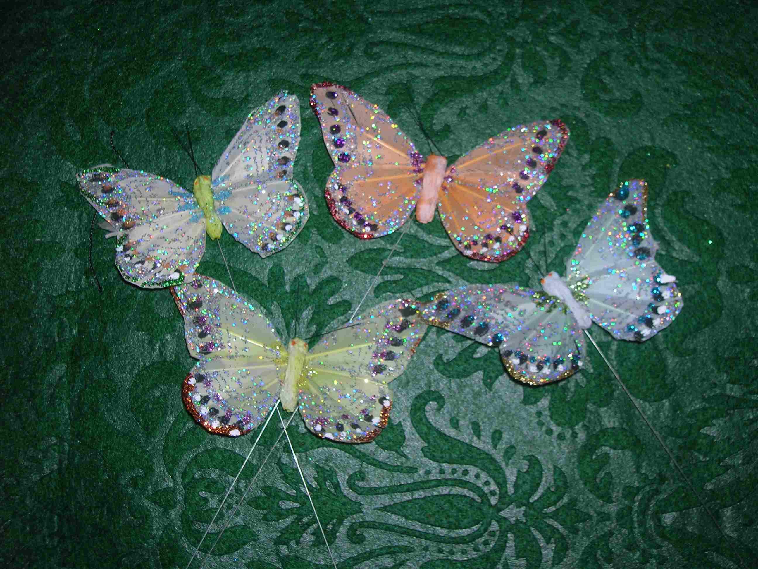 Glitter_Butterflies
